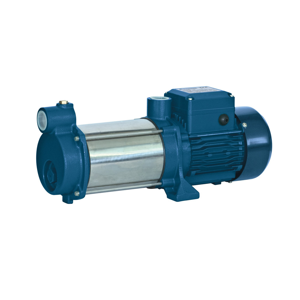Self-priming Multistage Centrifugal Pumps